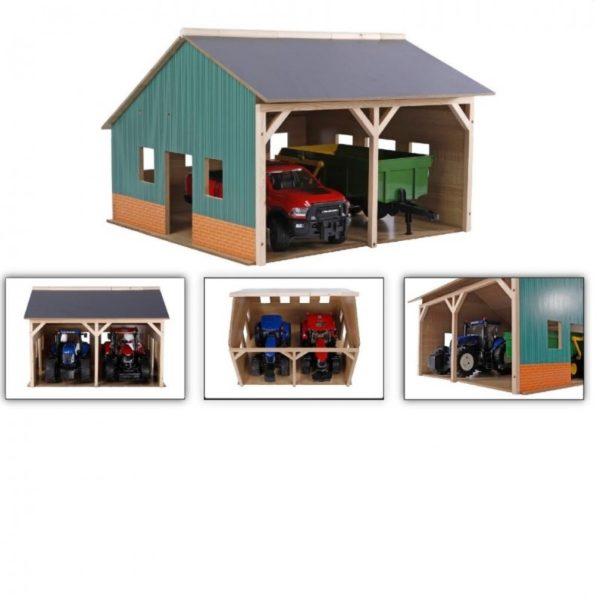 Garage Kids Globe til traktorer