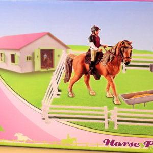 kids globe hestesæt fra Farmerkids.dk