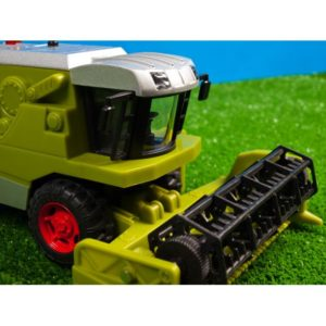 Legetøjs Mejetærsker Kids Globe i Grøn