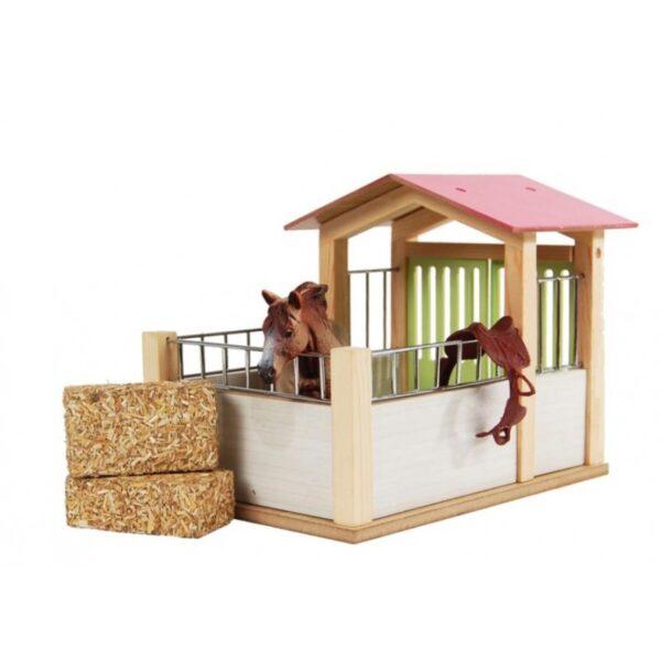 Kids Globe Hestebox i Pink
