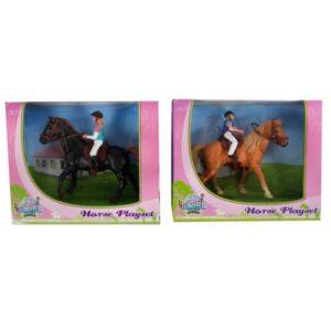 Kids Globe Rytter og Hest
